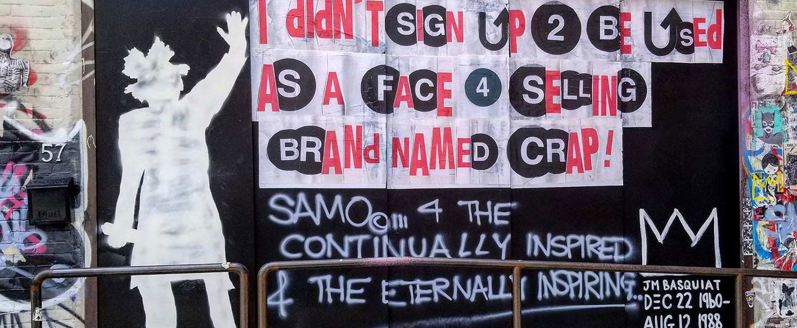 DEMYSTIFYING THE GENESIS OF SAMO©