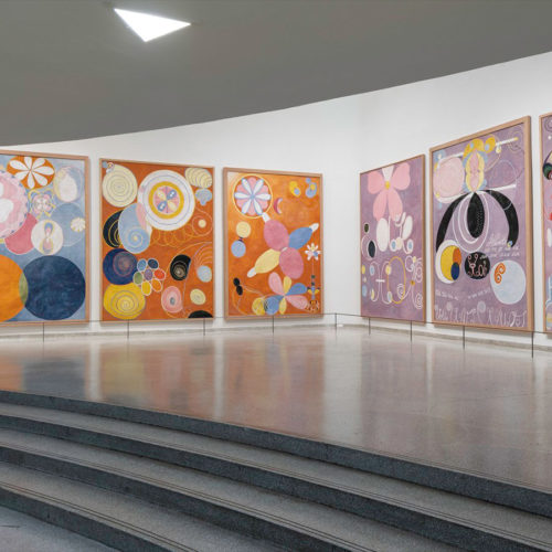 Hilma af Klint: Paintings for the Future at the Guggenheim Museum
