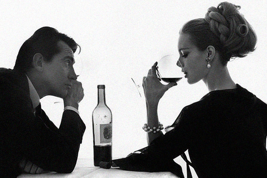 ALDO SOHM'S GUIDE TO DRINKING RED WINE