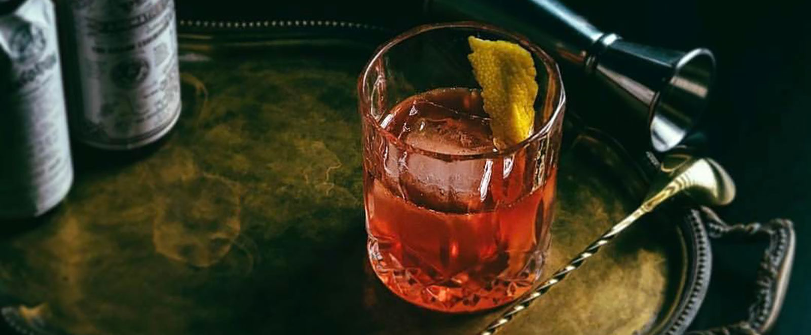 LEGENDS OF THE FALL: COCKTAILS FOR THE SEASON