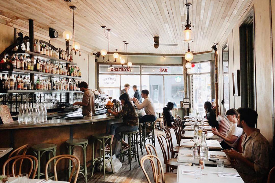 A CHEF'S GUIDE TO GREENPOINT
