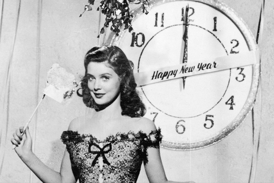SHAKE IT UP THIS NEW YEAR'S EVE AT THE DJANGO