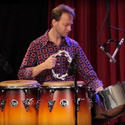 Brunch with Doug Hinrichs Featuring Trio Brazka Live in the Roxy Bar