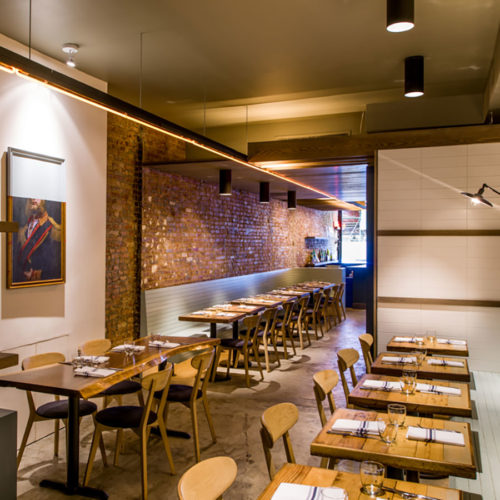 236a17baf5 ... has brought her high-concept shopping and dining establishment to Lower  Manhattan s Seaport District. Contra