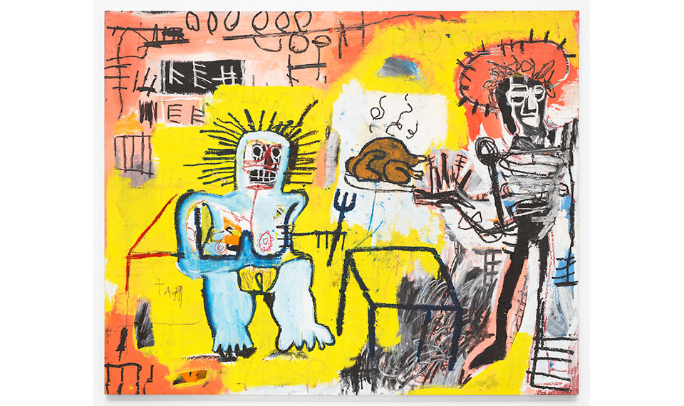 Basquiat, Mapplethorpe & More: Spring Art Picks