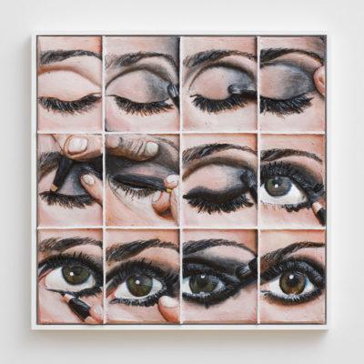 Gina Beavers Art on Display at the MoMa NYC