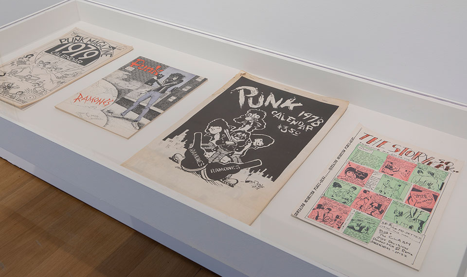 Explore The Art of Punk