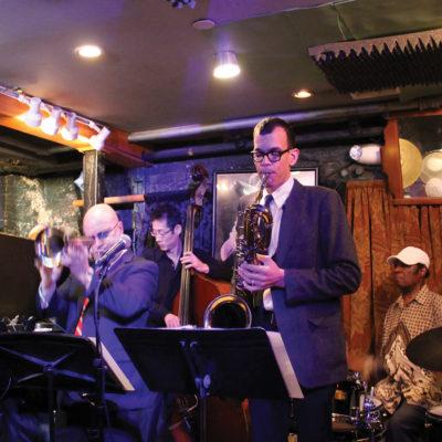 Richie Vitalie Quintet LIVE at The Django