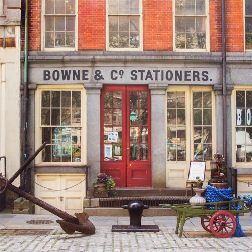 Bowne and Co. Stationers