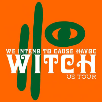 WITCH (We Intend To Cause Havoc) / Habibi Live at The Bellhouse
