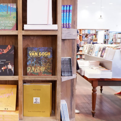 McNally Jackson Book Shop NYC