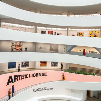 Artistic License: Six Takes on the Guggenheim Collection