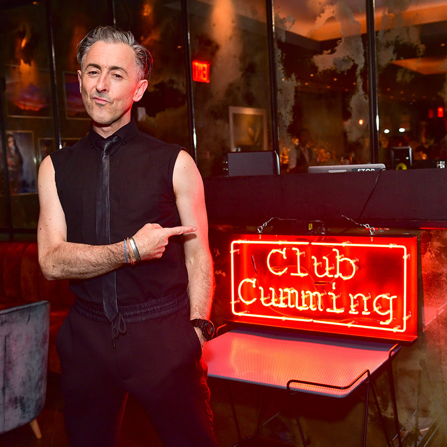 Alan Cumming Club Cumming New York Comedy Bar Nightlife