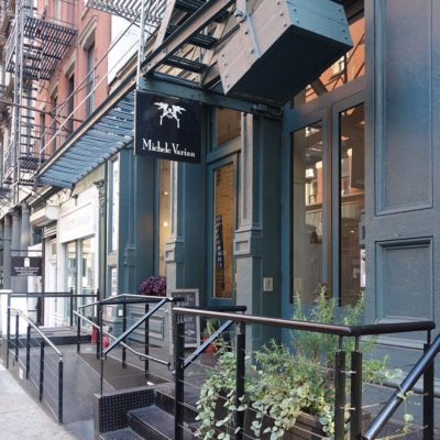 Michele Varian home goods and jewelry boutique in SoHo New York