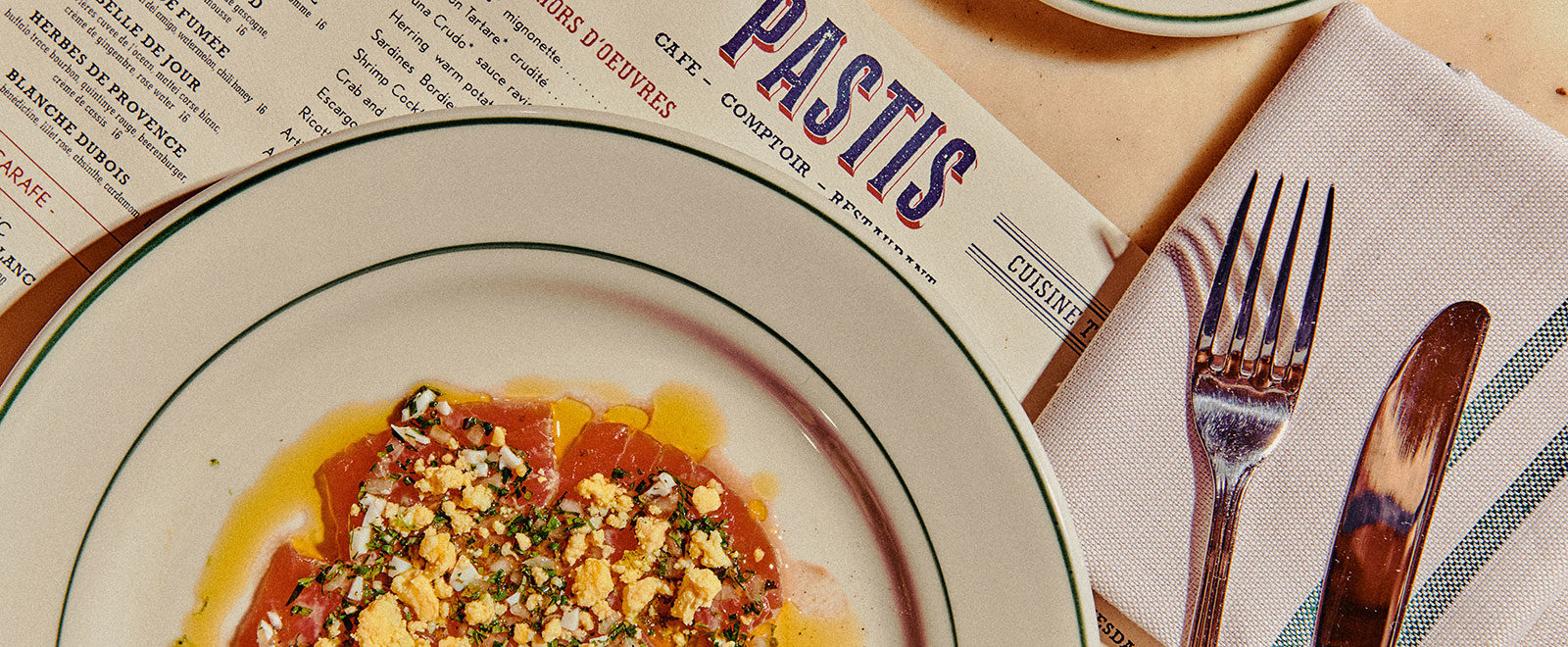 Pastis Restaurant West Village New York