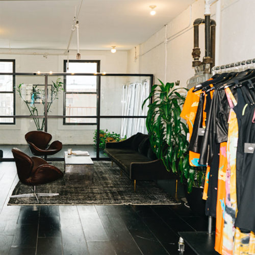 Veda Studio Chinatown Shopping New York Leather