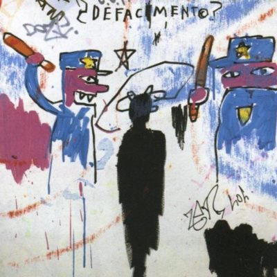"Basquiat's ""Defacement"" at the Guggenheim Museum"
