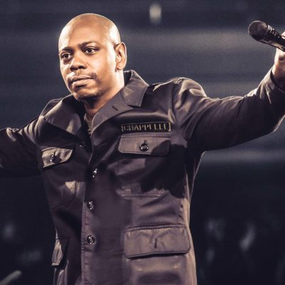 Dave Chappelle live standup at the Lunt-Fontanne Theatre