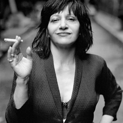 Lydia Lunch live at Berlin