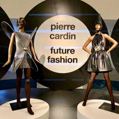 Pierre Cardin 'Future Fashion' Exhibition at the Brooklyn Museum