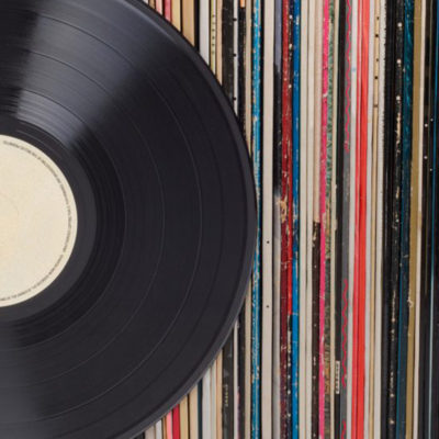 The CD & Record Collectors Expo at the Watson Hotel