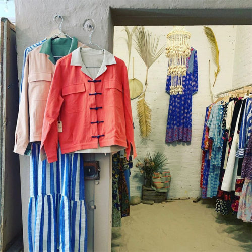 Warm Store Shopping Nolita New York GrandLife Guide