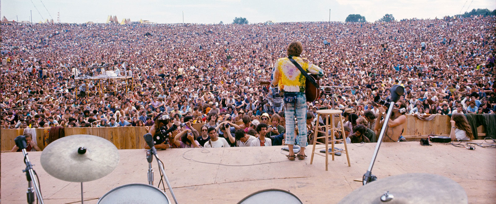 Woodstock 50th Anniversary Henry Diltz New York