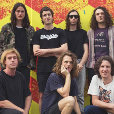 King Gizzard and the Lizard Wizard / Stonefield / Orb live at Summerstage
