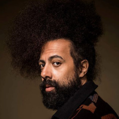 Reggie Watts Live at the Bellhouse