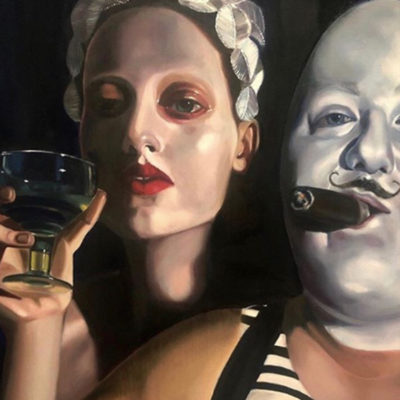 Tali Lennox 'The Ballad of Linda Leven' at the Meredith Rosen Gallery
