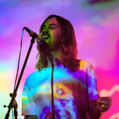 Tame Impala live at Madison Square Garden
