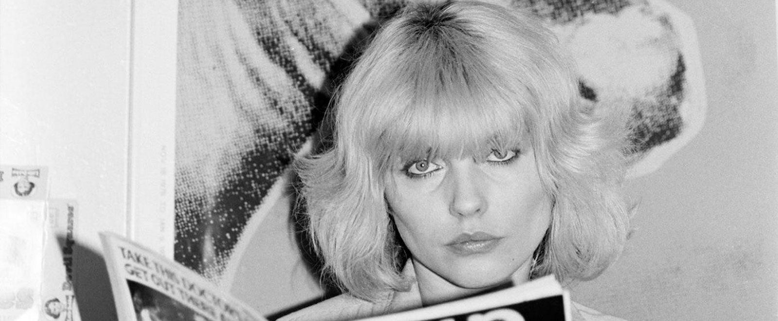 Debbie Harry Blondie Interview Memoir Face It Bobby Grossman