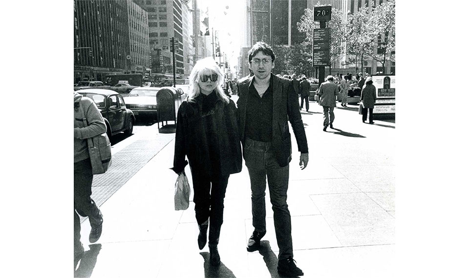 One Way or Another: Debbie Harry Talks to Author Richard Boch