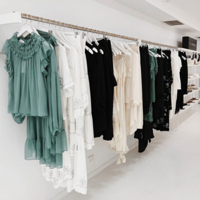 Flannel Boutique shopping downtown New York Women's wear