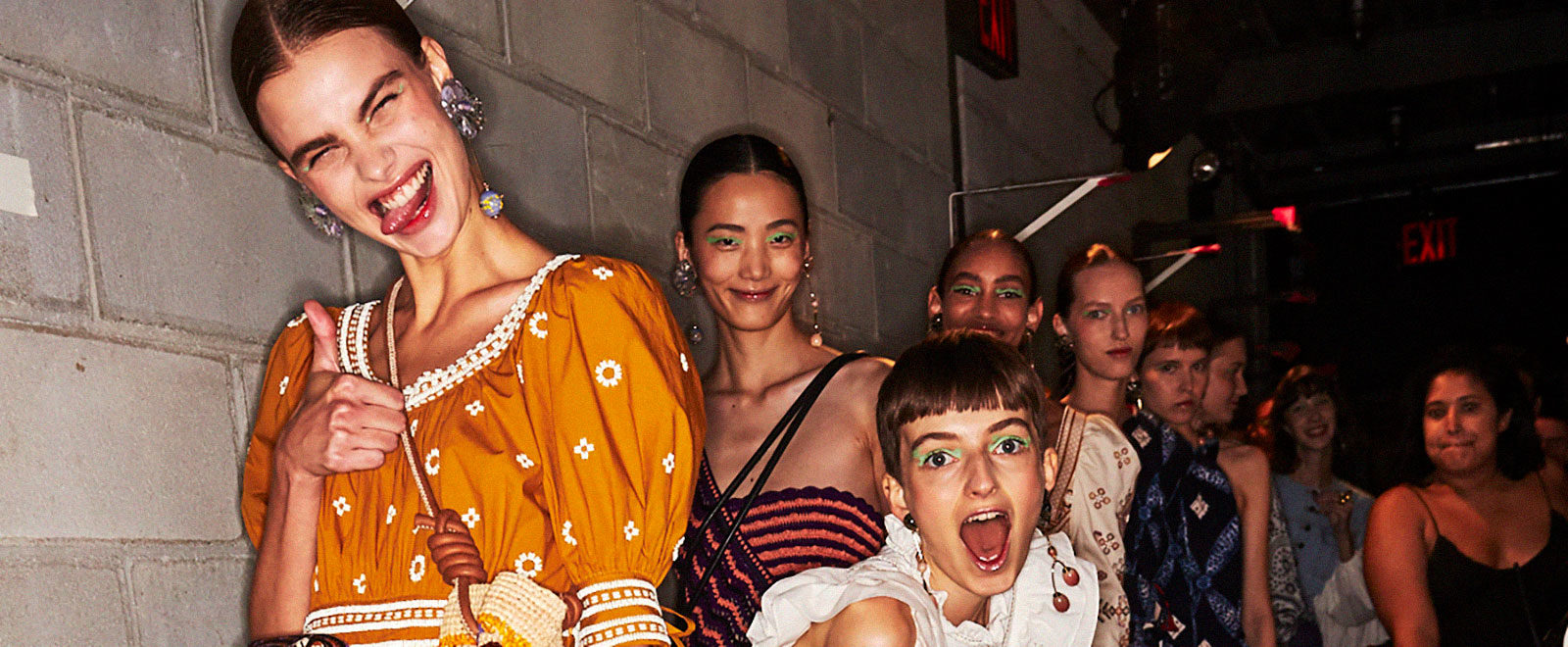 Sonny Vandevelde NYFW SS20 New York Fashion Week