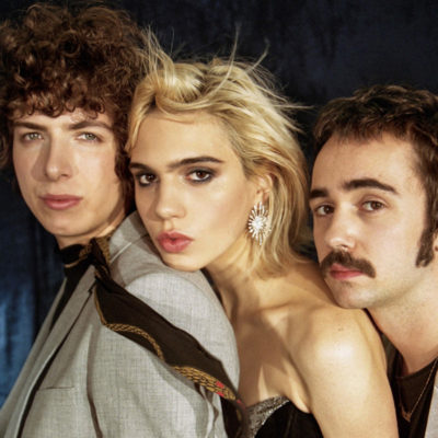 Sunflower Bean live at Music Hall of Williamsburg