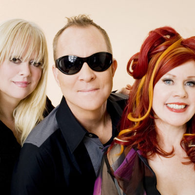 B-52's / OMD / Berlin live at Summerstage