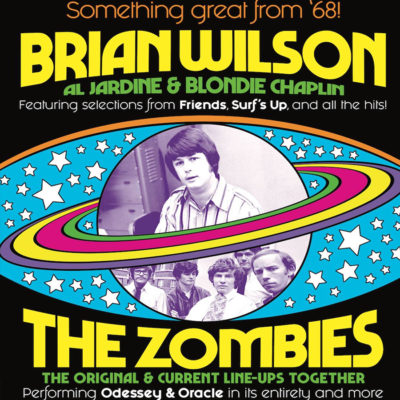 Brian Wilson / The Zombies Live at Beacon Theater