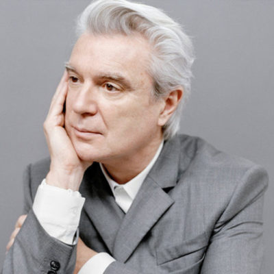 David Byrne's American Utopia live at Hudson Theatre