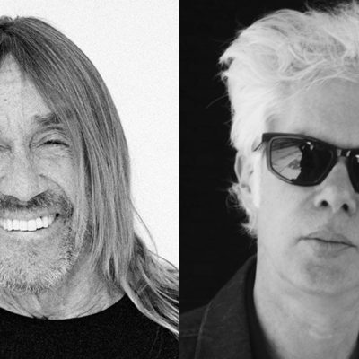 Iggy Pop and Jim Jarmusch in Conversation : On Free at 92Y