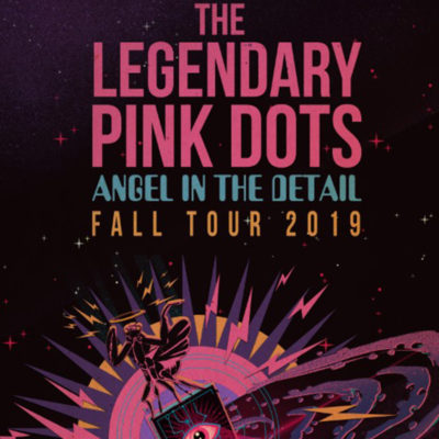 Legendary Pink Dots live at the Knitting Factory