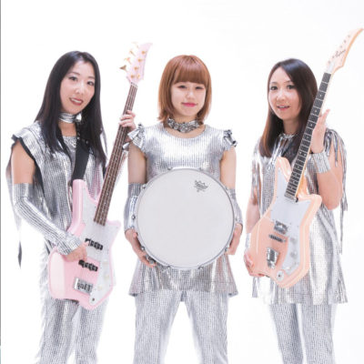 Shonen Knife Live at the Knitting Factory