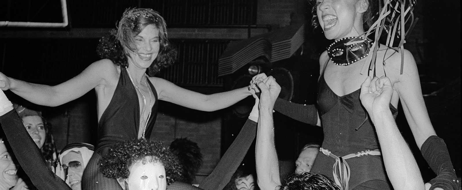 Allan Tannenbaum Studio 54 Halloween New York City Downtown