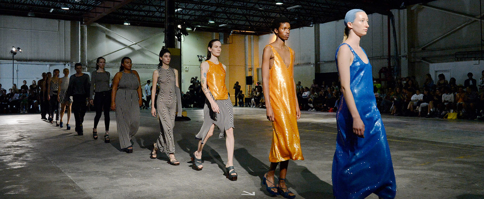 Eckhaus Latta New York Designer SS20