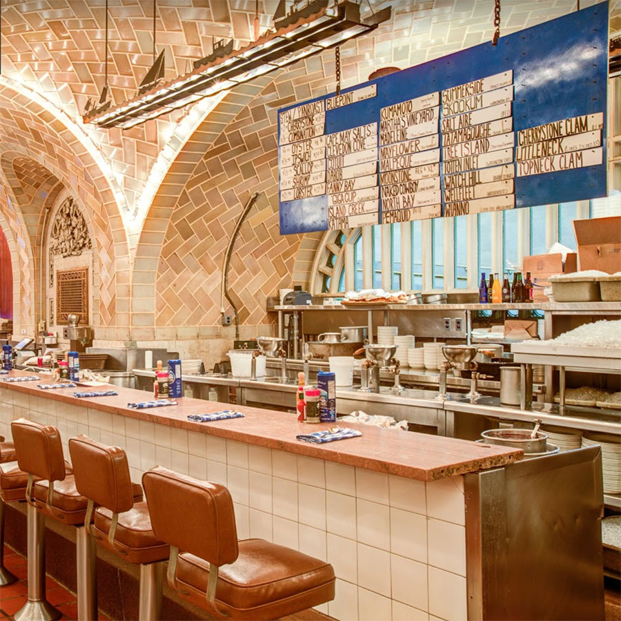 Grand Central Oyster Bar New York