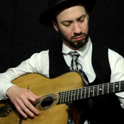 Alex Simon Live Music NYC