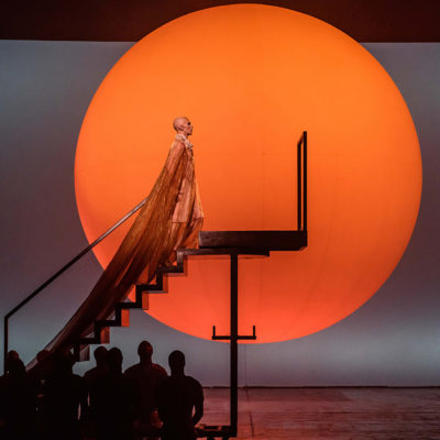 Akhnaten by Philip Glass at the MET Opera