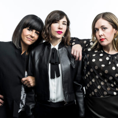 Sleater Kinney Live at Kings Theater