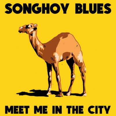 Songhoy Blues live at Baby's All Right