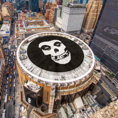 The Misfits live at Madison Square Garden